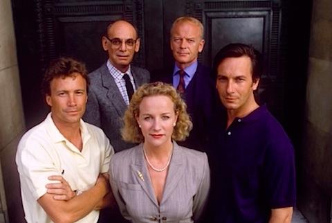 The cast of Saracen