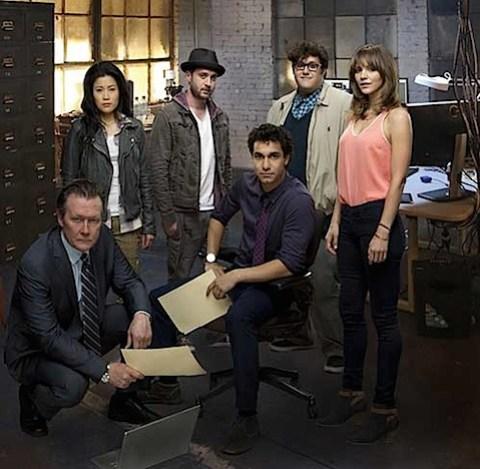 Scorpion on CBS