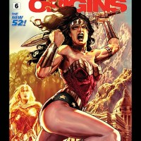 Weekly Wonder Woman: Secret Origins #6, Sensation Comics #11, Smallville: Continuity #1-9