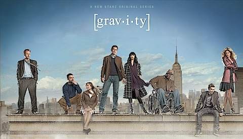 Gravity on Starz