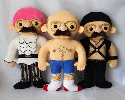 Tobias dolls
