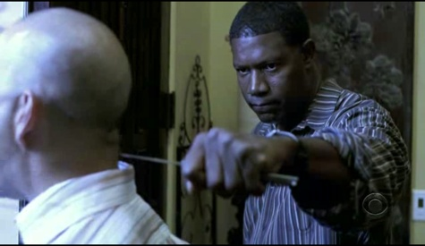 Dennis Haysbert in The Unit