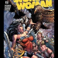 Weekly Wonder Woman: Wonder Woman #37-38, Wonder Woman '77 #3, Justice League #37-38, Injustice: Gods Among Us: Year Three #17