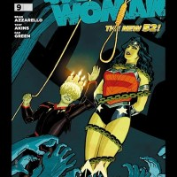 Review: Wonder Woman #9/Justice League #9/Earth 2 #1