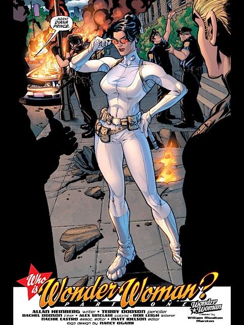 Diana Prince in Volume 3