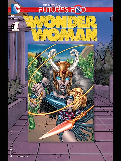 Wonder Woman Futures End #1