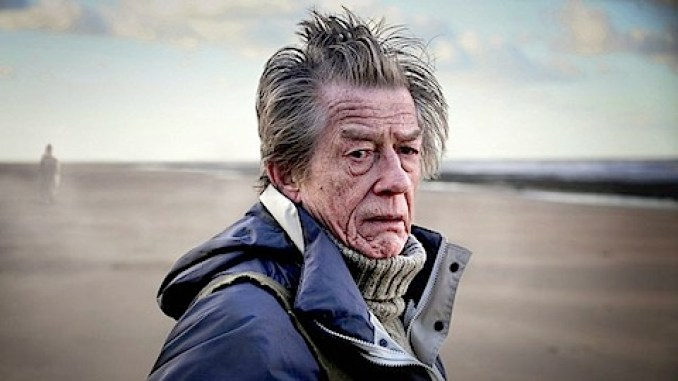 John Hurt in Whistle and I'll Come To You