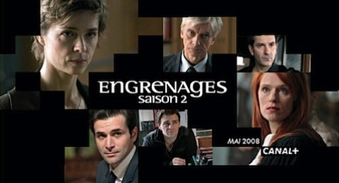 Engrenages (season 2)
