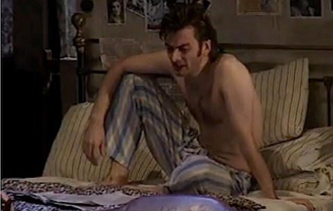 David Tennant in Look Back in Anger