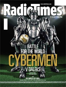 Cyber Radio Times cover