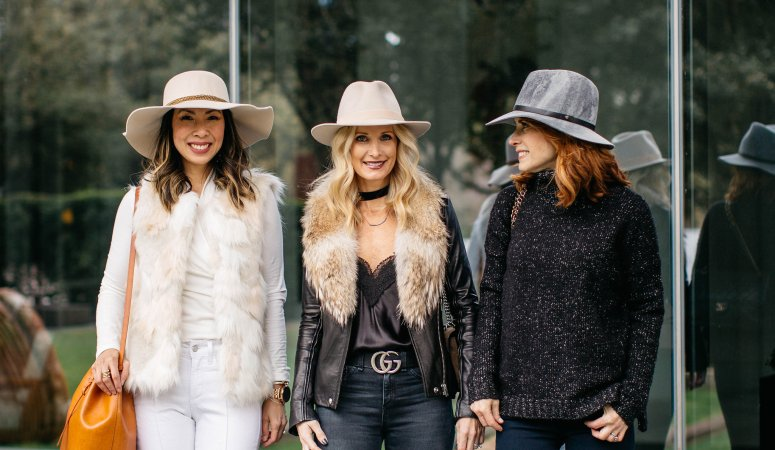 CHIC AT EVERY AGE – HATS