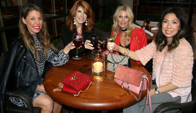 GALENTINE'S DAY WITH CHIC AT EVERY AGE