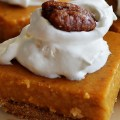 No Bake Pumpkin Pie Bars | The Modern Dad