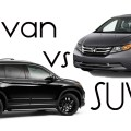 Minivan VS SUV: Which is right for our growing family? | The Modern Dad