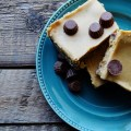 Reese's Peanut Butter Blondies by The Modern Dad
