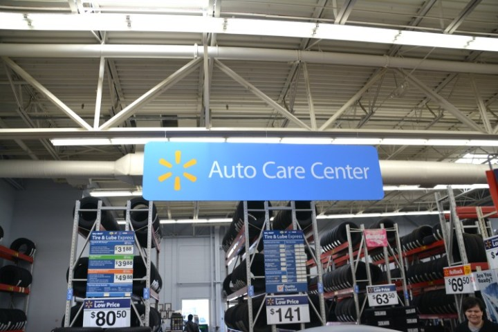 Road Trip in the Future  Let Walmart help you get that Oil Changed     oil changes at Walmart