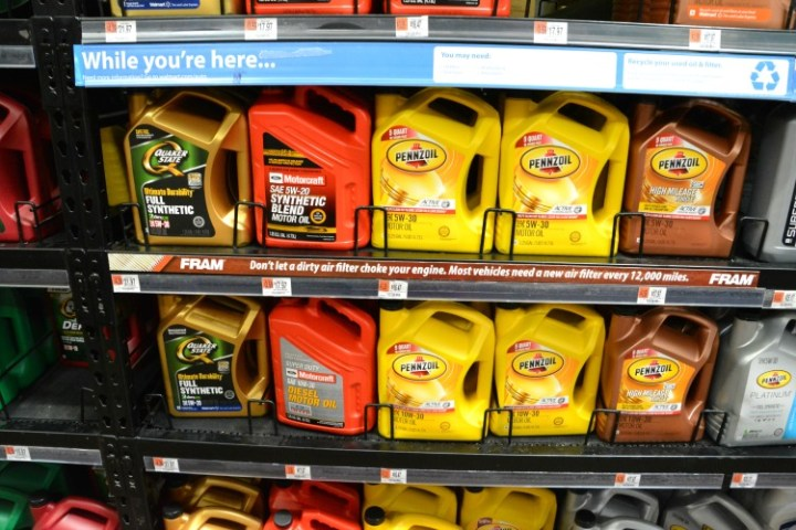 Road Trip in the Future  Let Walmart help you get that Oil Changed     You are in good hands when you get your oil changed using Pennzoil at the Walmart  Automotive Care Center