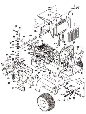 Kubota Bx2200 Mower Deck Parts Within Kubota Wiring And