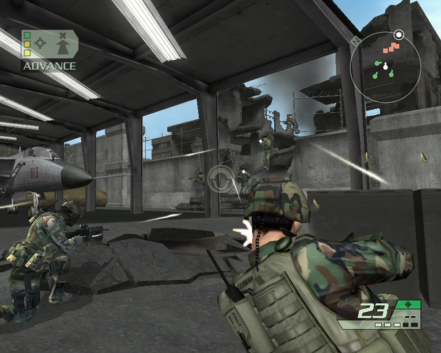 Tom Clancys Ghost Recon 2 Screens The Next Level