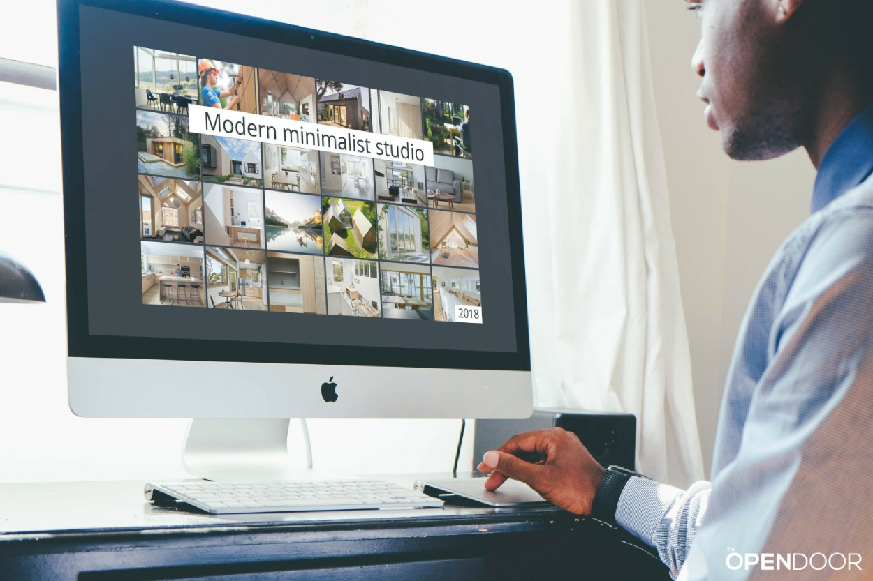 Keep Your Home Construction Project Top of Mind with a Project Vision Board