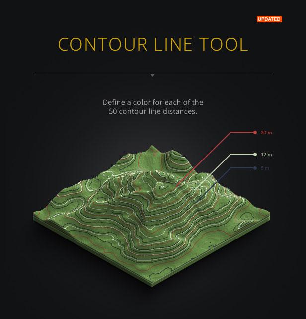 3D Map Generator - Terrain from Heightmap - 10