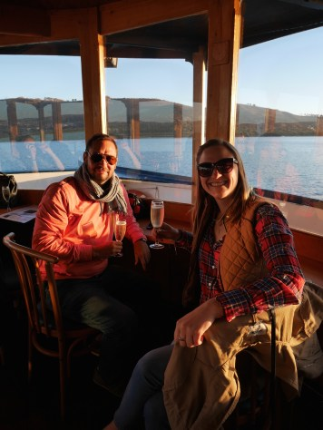 Sunset cruise, Knysna