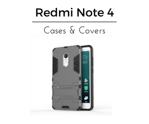 redmi note 4 covers and cases