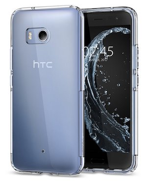 htc u11 clear case