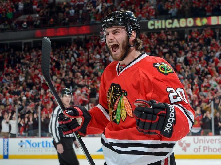 BREAKING: Blackhawks trade Saad, Gilbert to Colorado for Zadorov, Lindholm