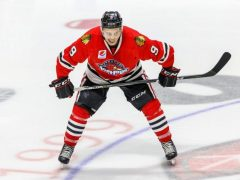 Matthew Highmore Rockford IceHogs