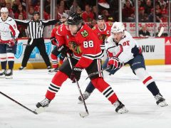 Kane vs Capitals