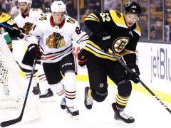 Blackhawks vs Bruins