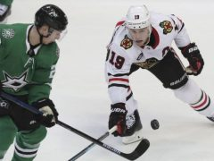 Blackhawks Stars