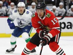 Blackhawks Canucks