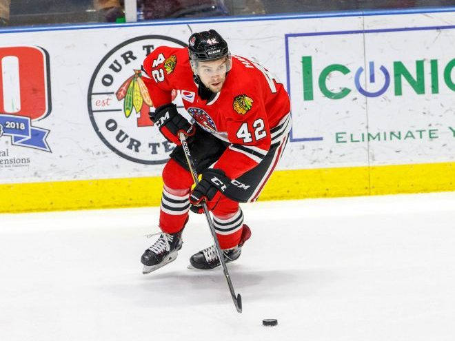 The-Rink's Blackhawks prospect pyramid: Blood, sweat and tiers, part two