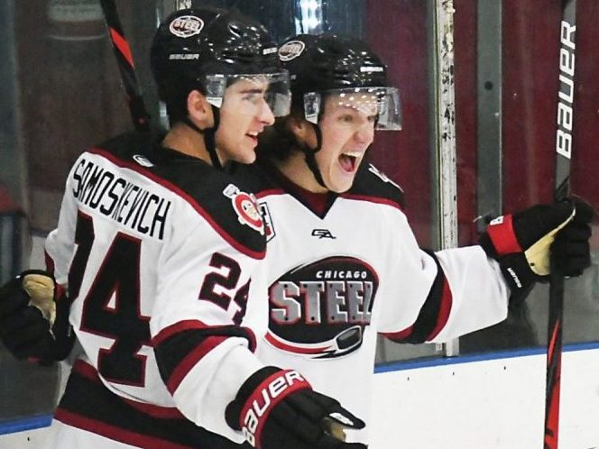 Chicago Steel beat Sioux City and Sioux Falls at USHL Classic