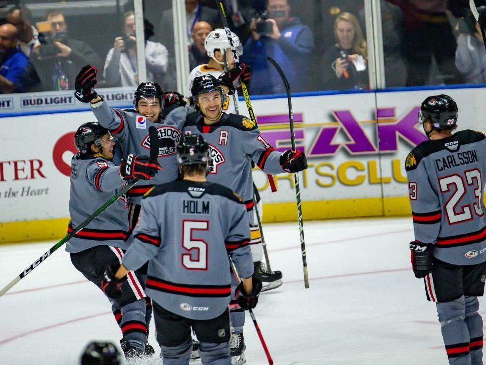 Rockford IceHogs extend win streak to three games