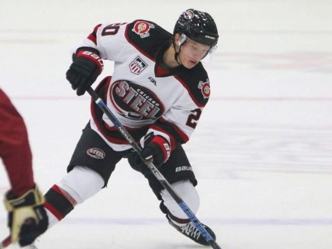 Uula Ruikka named USHL Defenseman of the Week