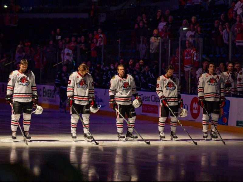 Stock Report: Rockford IceHogs after 21 games
