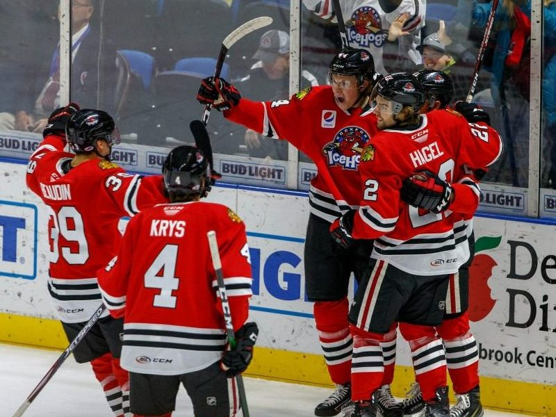 Rockford IceHogs postseason awards (if this is the end)