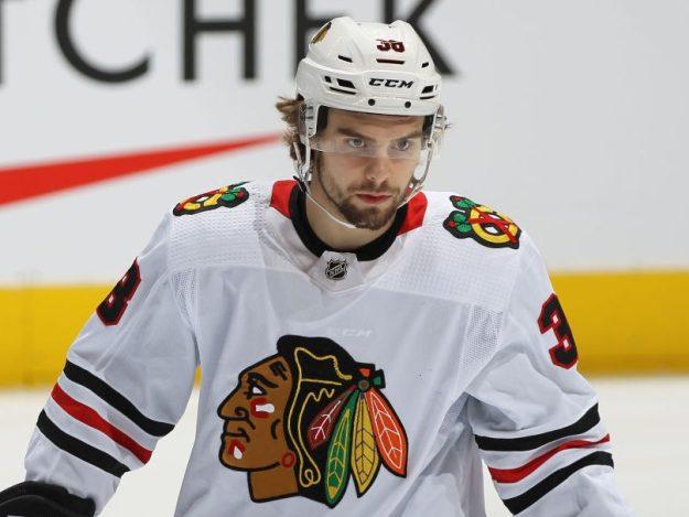 Brandon Hagel Chicago Blackhawks