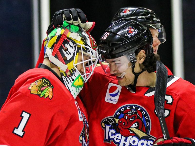 IceHogs head coach Derek King, captain Tyler Sikura recap 2019–20 season