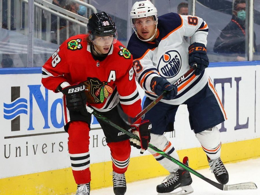 Along the Boards: Blackhawks top Oilers 3–2, take series in four games