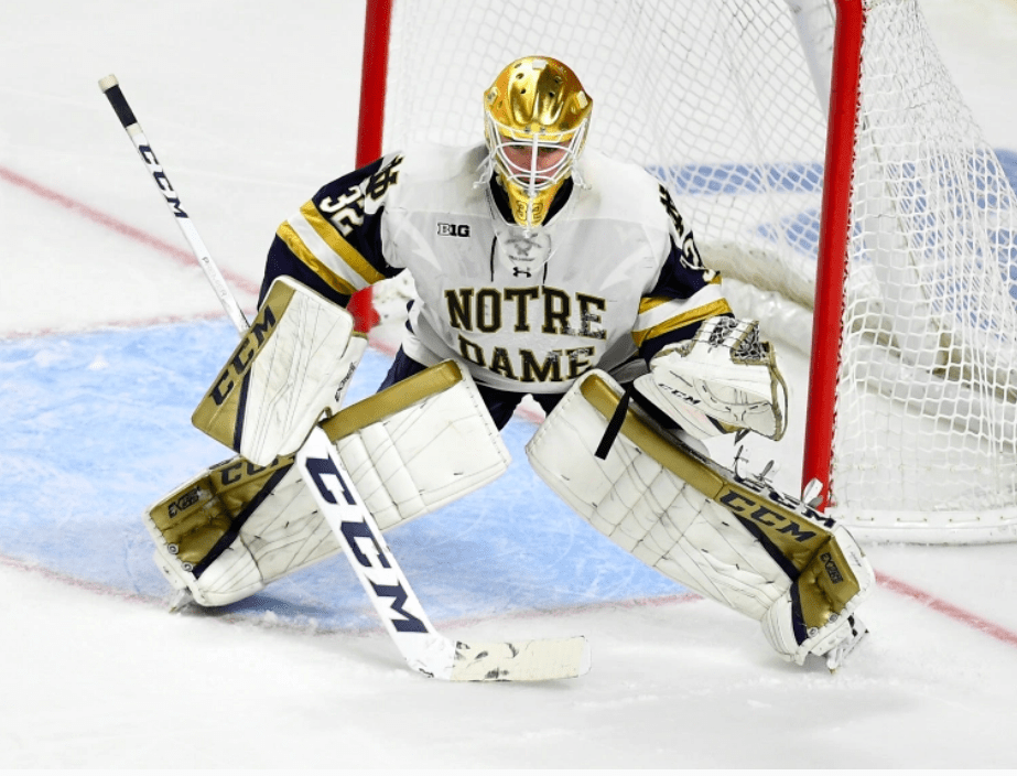 Rockford IceHogs Sign Notre Dame Standout Cale Morris