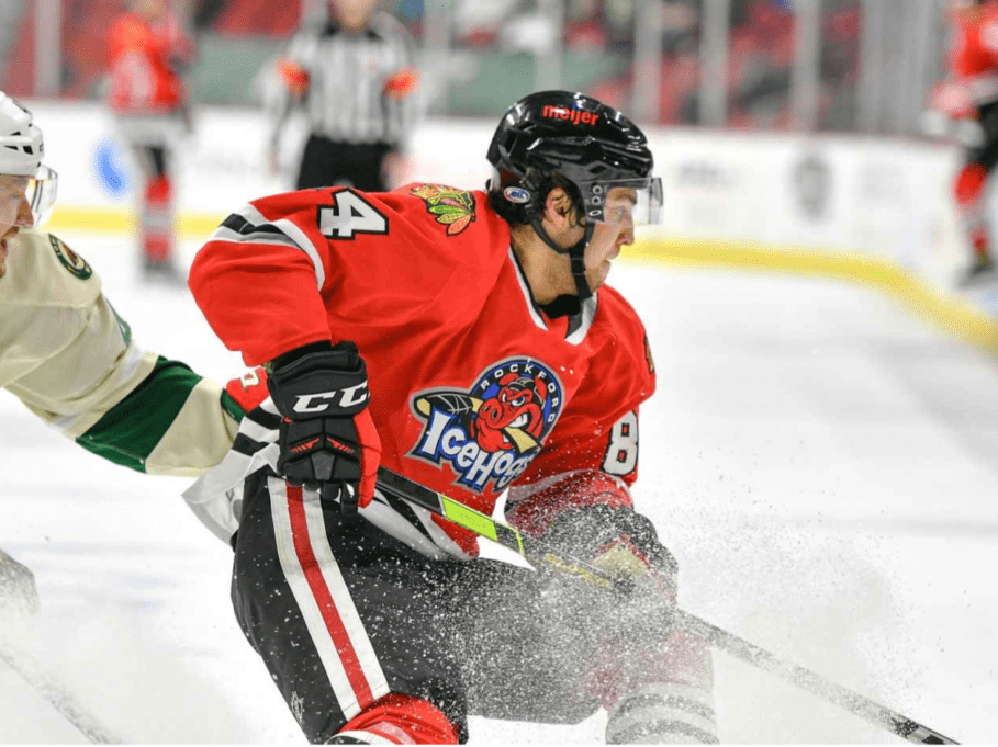 Rockford IceHogs: Winless Hogs' depth affected by Hawks' youth movement
