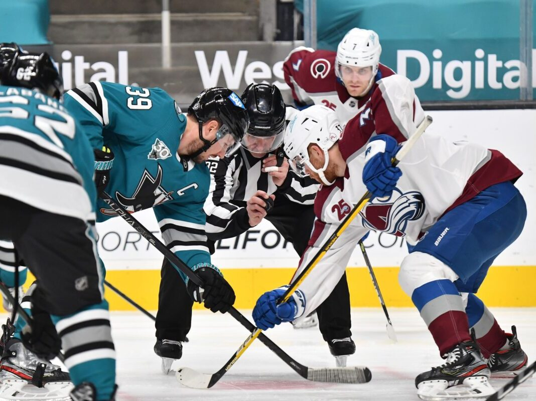 RECAP: Avalanche split pair of games with Sharks
