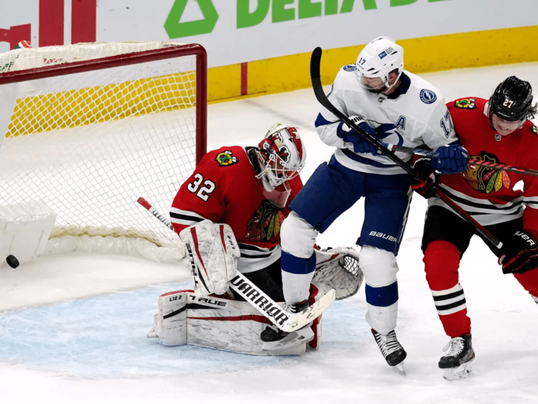 RECAP: Blackhawks take three of six possible points in weekend against the Lightning
