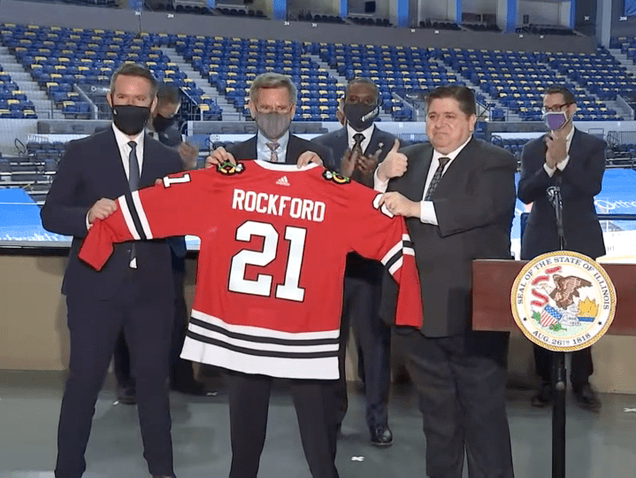 BREAKING: Blackhawks purchase Rockford IceHogs, announce BMO Harris Center renovations