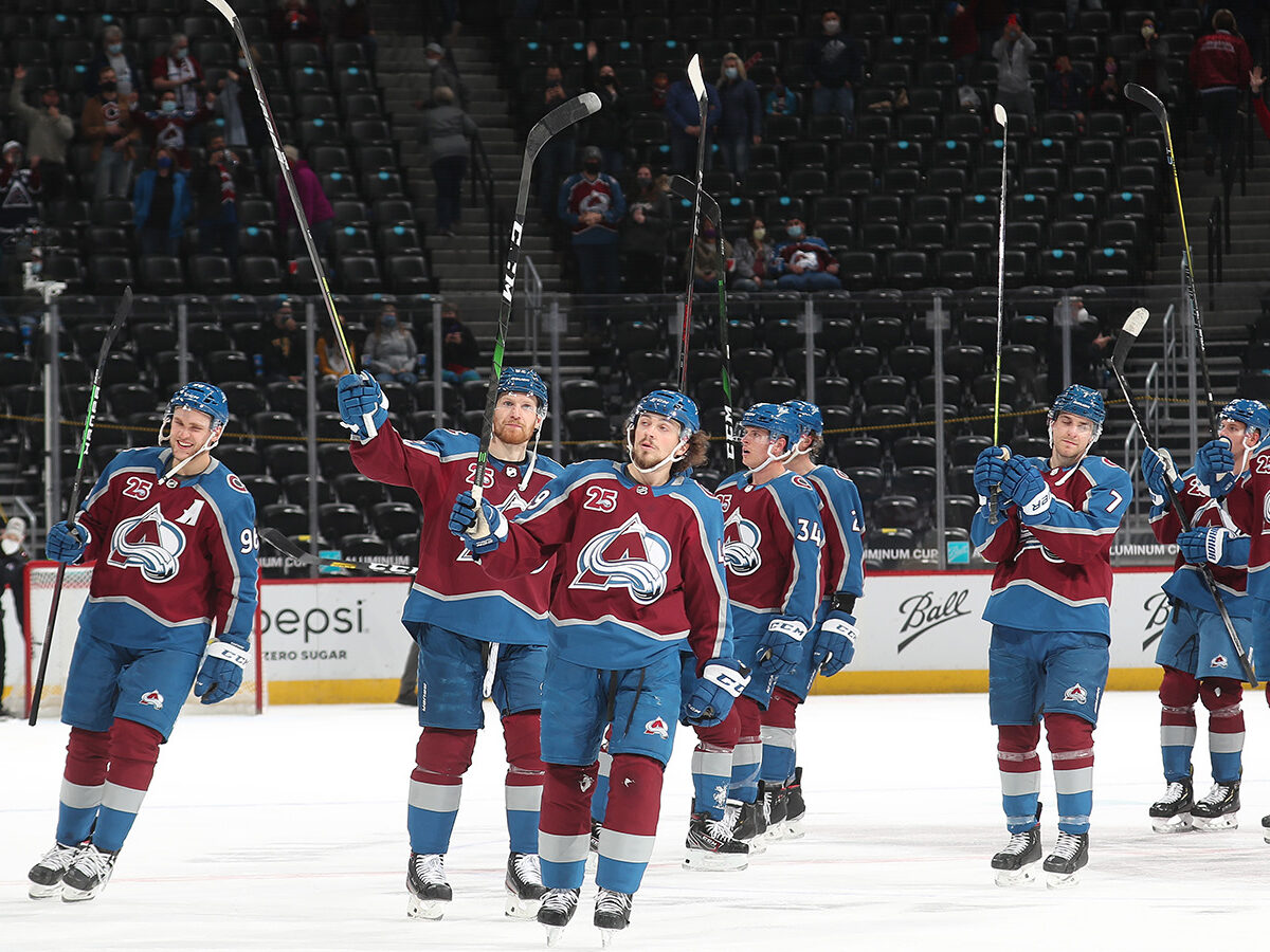 Belief played a big part in the Avalanche Presidents' Trophy win