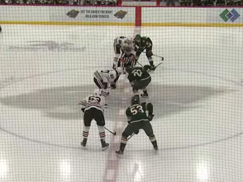 Blackhawks' prospects square off against Minnesota in Tom Kurvers Prospect Showcase